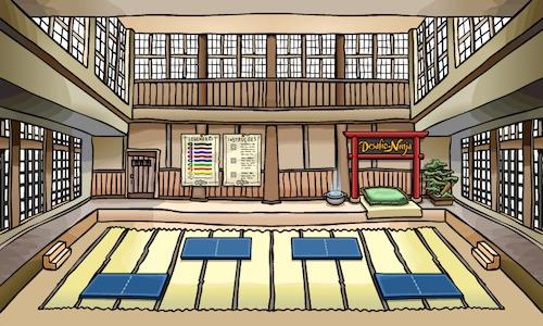 Club-Penguin-Dojo
